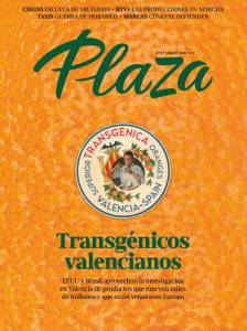Portada marzo Revista plaza